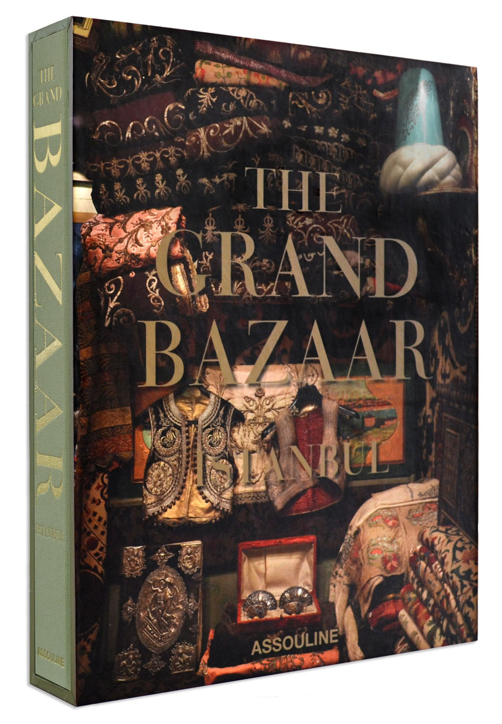 <h1>THE GRAND BAZAAR</h1><h2>BY SERDAR GÜLGÜN</h2>